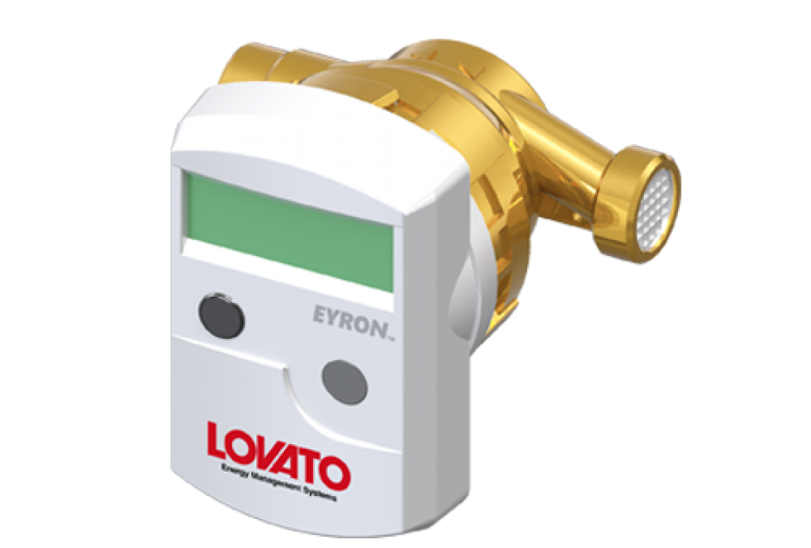 LOVATO EYRON Water Meter