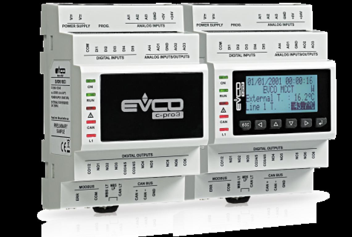 EVCO c-pro 3 hecto