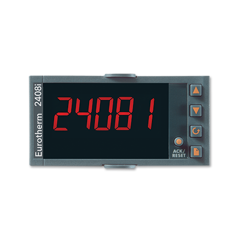 Eurotherm 2408i Measurement, Indication & Alarms