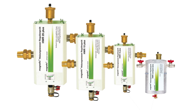 HWR-10-15-25-Compact-Plus Heating Water Regulators