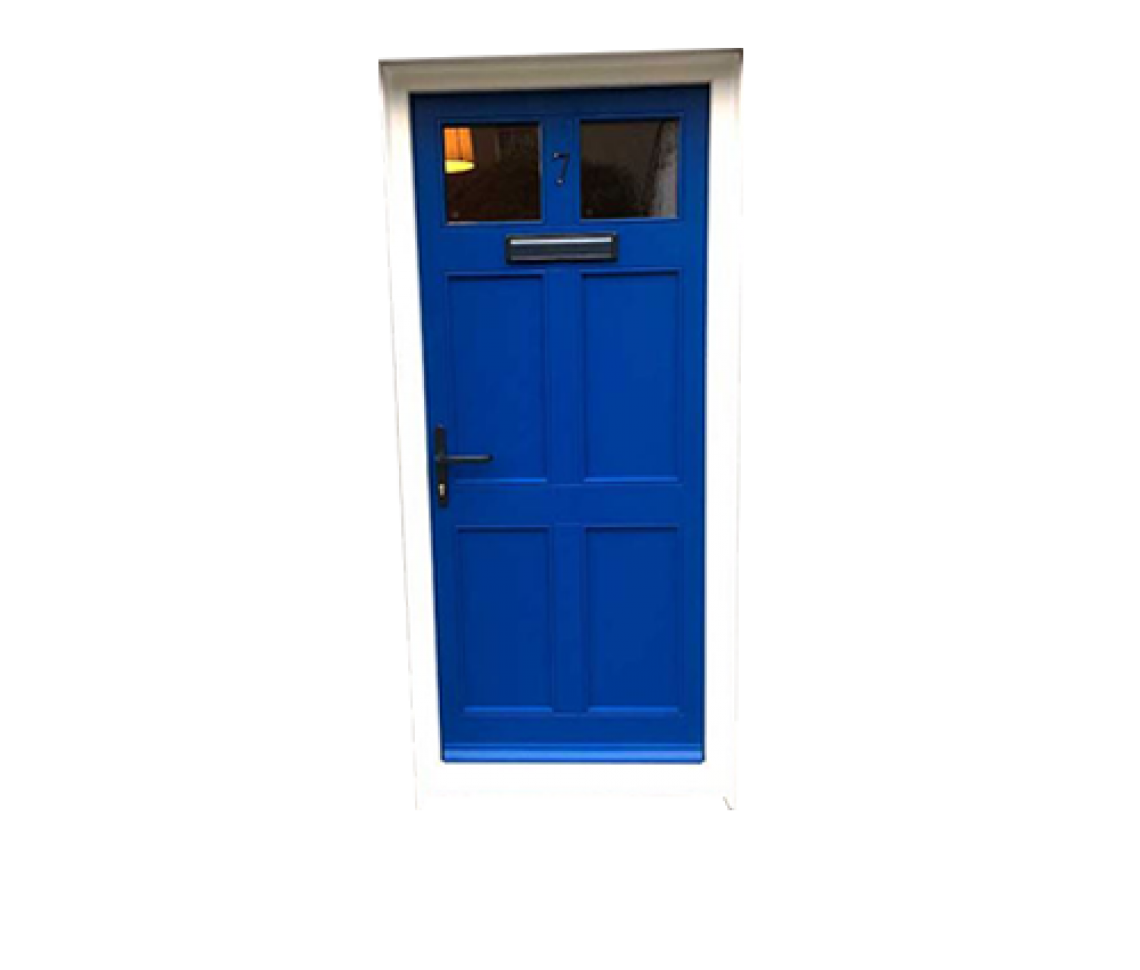 PVC Flood Doors
