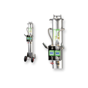 Water Deminerialisation magnetic filling stations basic plus & professional plus